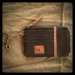 """Card wallet by """"the sak"""""""
